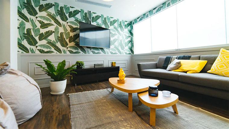post billede 5 Billige gør det selv projekter som får familiens hus til at se moderigtigt ud Lav kunst til dagligstuens vægge - 5 Billige gør-det-selv-projekter som får familiens hus til at se moderigtigt ud