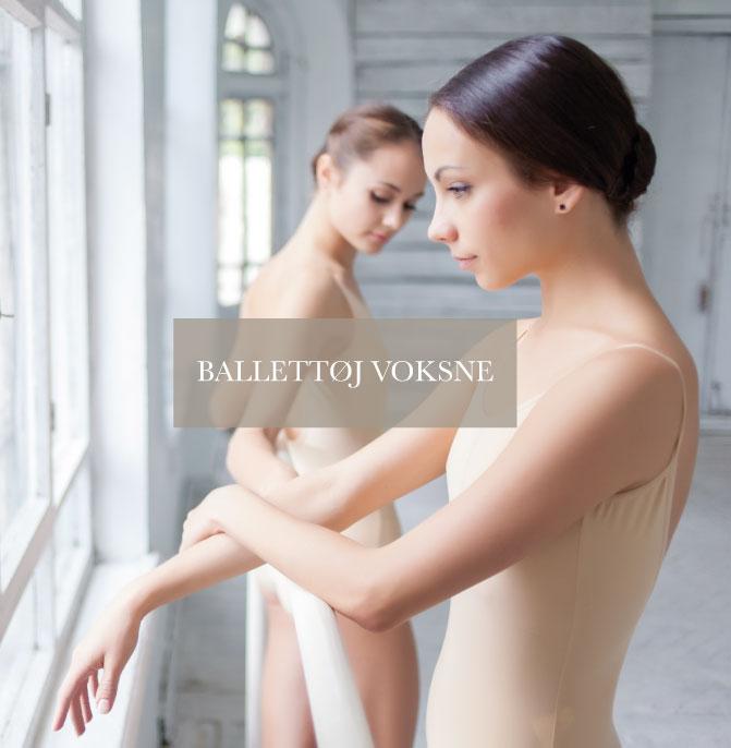 forside foto 1 ballet pige - Ballettøj til både børn og voksne hos Det Kongelige Teater-leverandør