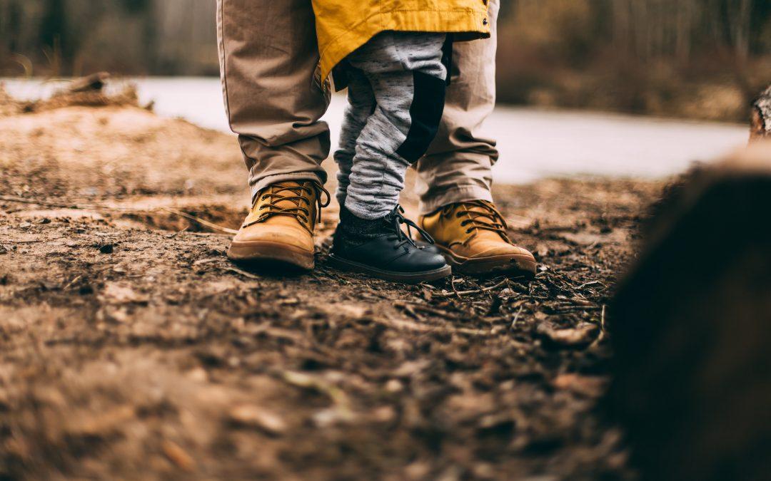 Prewalker: dit barns første par sko