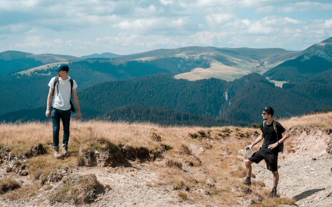 Praktiske shorts til afslapning og naturoplevelser